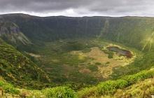 La caldeira do Faial - Ile de Sao Jorge