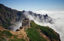 Pico das Pedras - Achada do Teixeira - Pico Ruivo - Encumeada